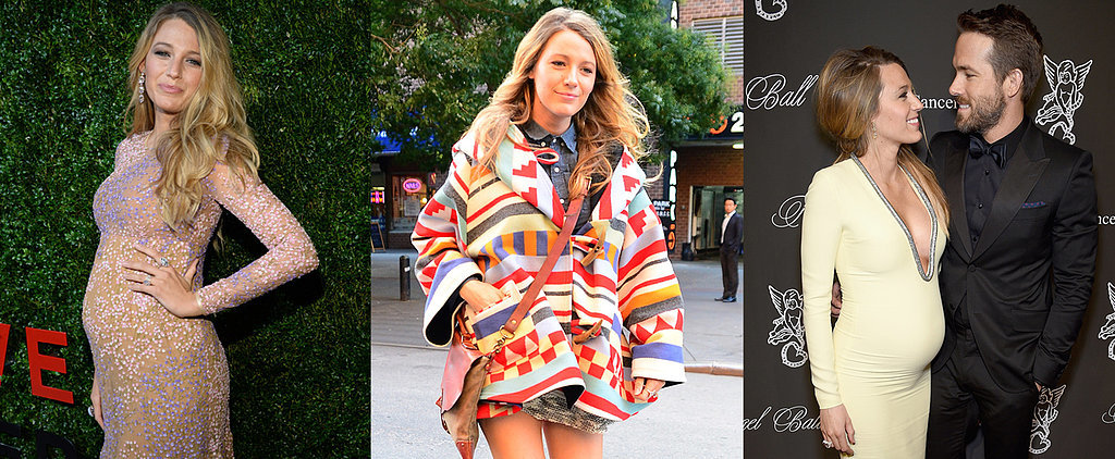 We've Been Seeing a Lot of Blake Lively's Baby Bump Lately