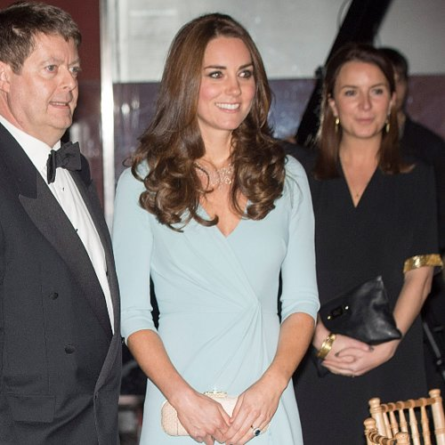 Pregnancy Doesn't Stop Kate Middleton From Getting a Little Sexy