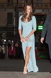 Kate Middleton Looks Flawless at Natural History Museum Event