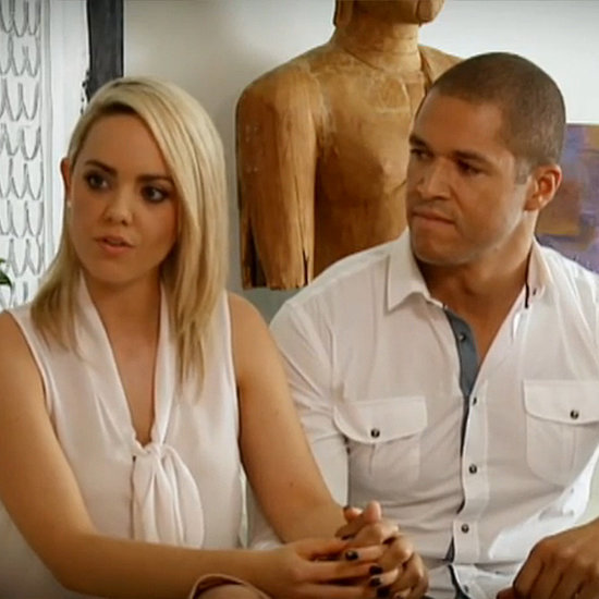 Blake Garvey and Louise Pillidge Interview on The Project