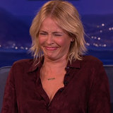 Andy Richter Makes Fun of Chelsea Handler, and Even She's Laughing