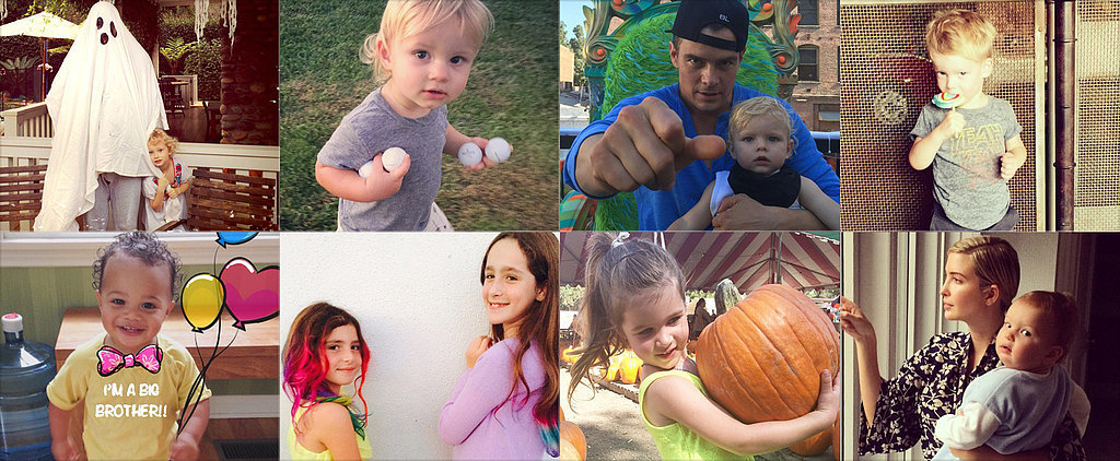 Soleil, Jessica, Hilary, and More Shared the Sweetest Snaps of Their Tots This Week!