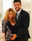 "Shakira Calls Baby Bump Her ""New Favorite Accessory"" in Sweet Photo With Gerard Pique"