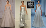 Colorful Dresses Straight Off the Bridal Fashion Week Runway