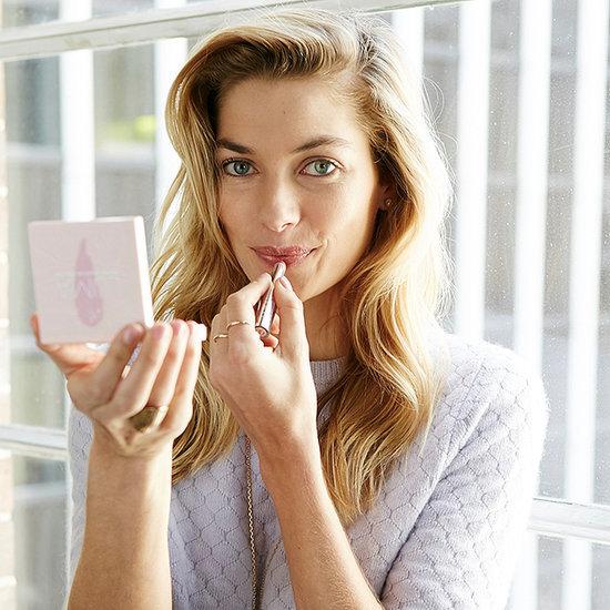 Jessica Hart Beauty Interview Luma Cosmetics