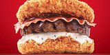 KFC's New 'Zinger Double Down King' Is An Even Bigger Monstrosity Than The Original