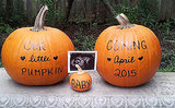 Too-cute Halloween Pregnancy Announcements