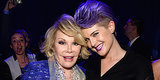Kelly Osbourne Gets Tattoo In Memory Of Joan Rivers