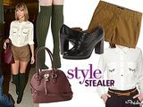 Style Stealer: Taylor Swift Plays Up Her Eyes