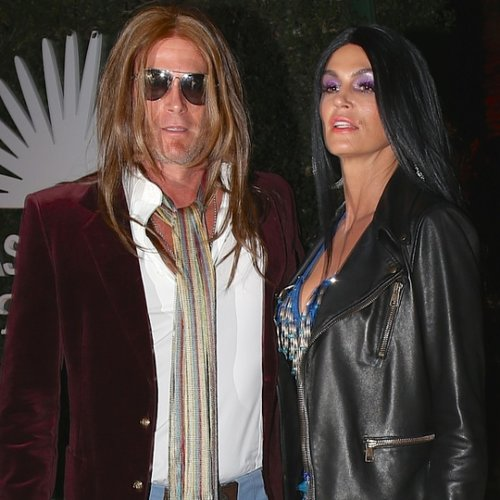 Celebrities at Casamigos Halloween Party 2014