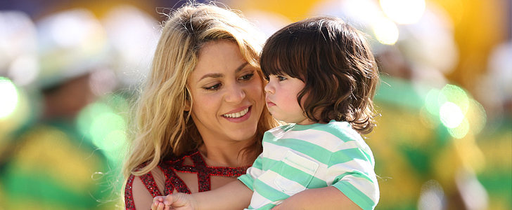 Shakira Launches New Line of Fisher Price Toys to Aid Babies' Development