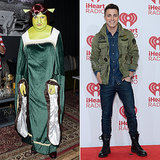 Colton Haynes's Halloween Transformation Needs to Be Seen to Be Believed