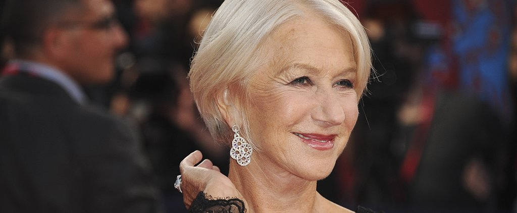 Helen Mirren Joins Naomi Watts as the New Face of L'Oréal Paris