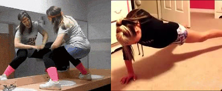 Ouch! We've All Been There With These #FitnessFails