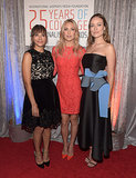 Courage in Journalism Awards Cohost Olivia Wilde Says Baby Otis is a