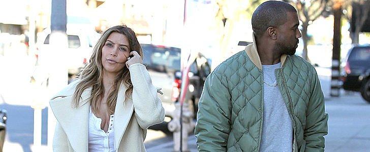 Kim Kardashian Got a Trip to Gap For Her Birthday