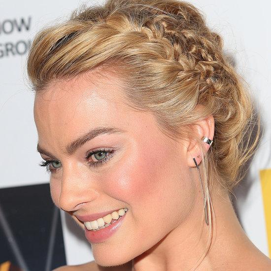 Margot Robbie Hair Braids Australians in Film