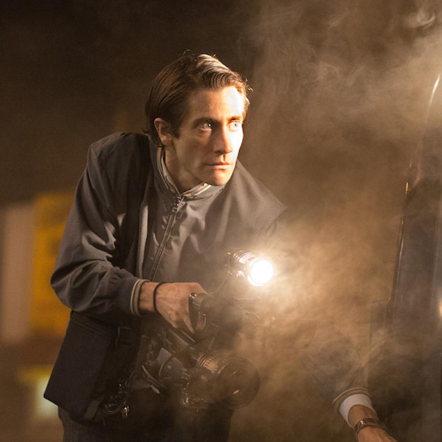 Jake Gyllenhaal Nightcrawler Movie   POPSUGAR Entertainment