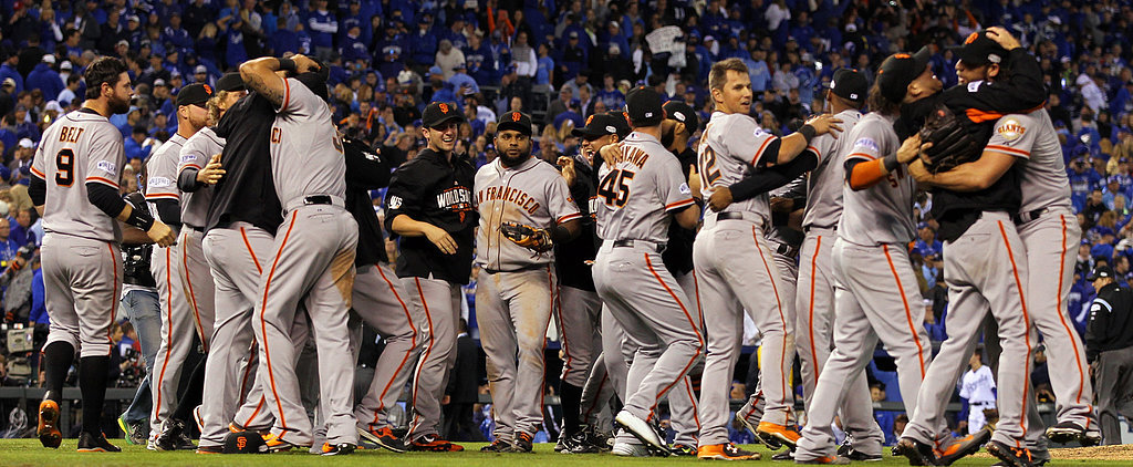 The San Francisco Giants Win the 2014 World Series!