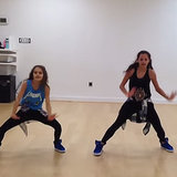 "Mia and Carly Dancing to ""Lemonade"" Mashup 