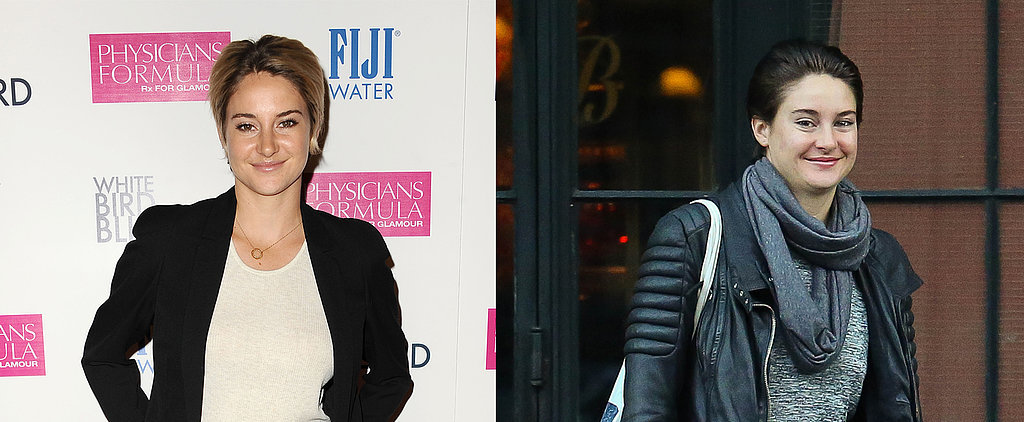 Shailene Woodley Returns to Her Darker Roots