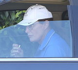 Bruce Jenner Celebrates His Birthday With a Bright Red Manicure