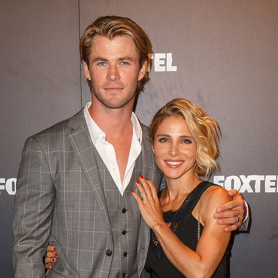 Chris Hemsworth Pictures at 2014 Foxtel Upfronts Event