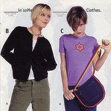 90S Teenage Fashion