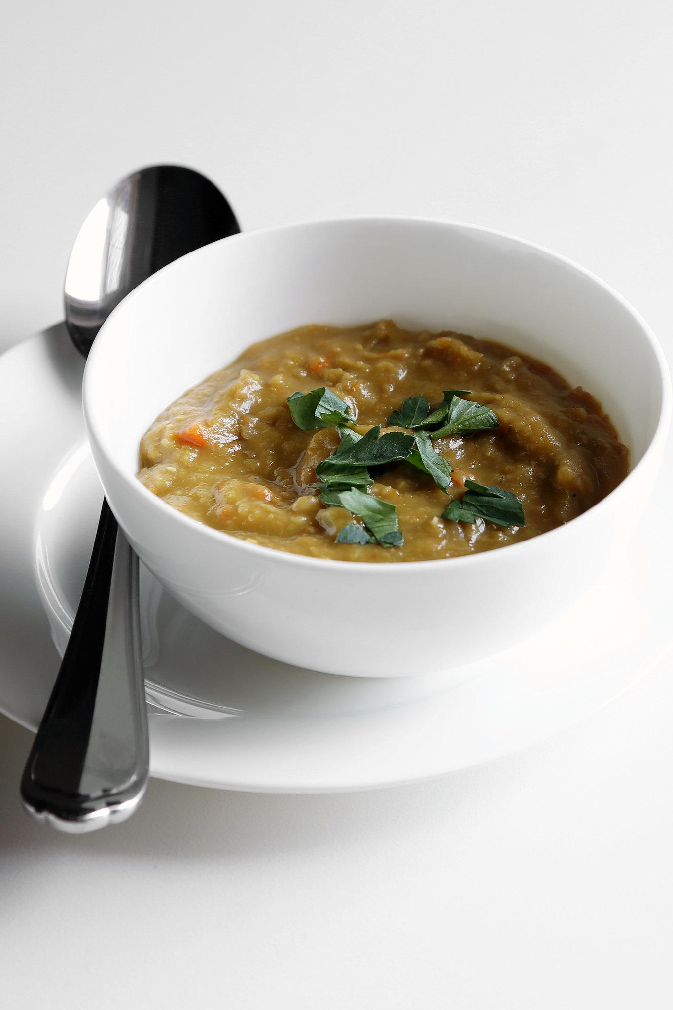 Slow-Cooker Split Pea Soup Recipe | POPSUGAR Food