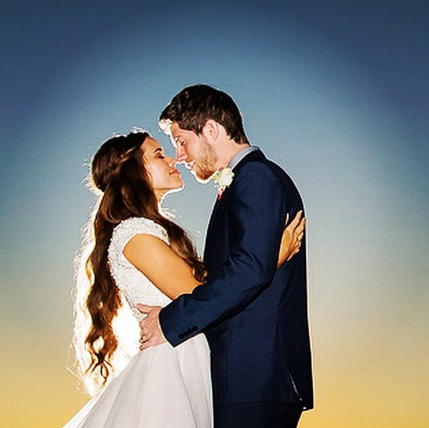 Jessa Duggar 39 S Wedding Pictures Popsugar Celebrity