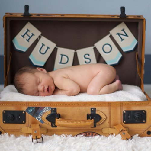 Photo Props For Baby's First Pictures