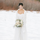 Winter Wedding Dress Ideas | Pictures