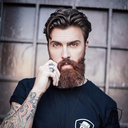 How to Grow a Mustache or Beard
