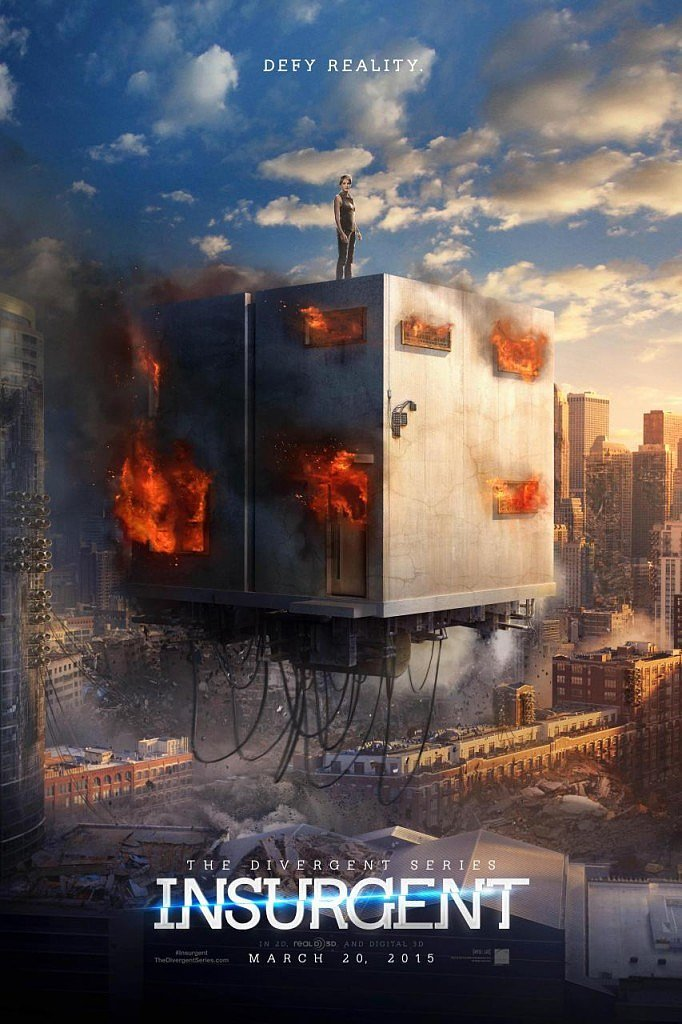Insurgent: Movie Review *SPOILER FREE*