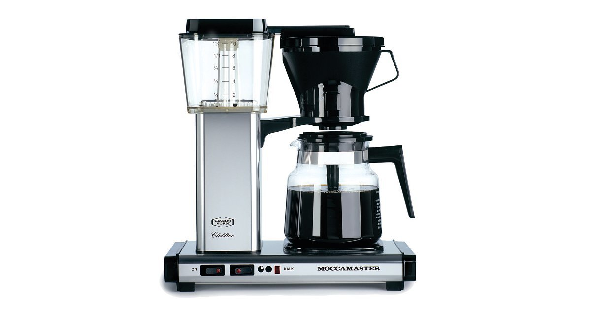 Technivorm Moccamaster Coffee Brewer With Glass Carafe 10 Foodie Items From Gwyneth Paltrow s ...