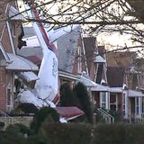 Plane Crashes Into a Couple's House and Misses Them by 8 Inches