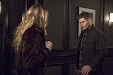 'Supernatural' Episode 10.7 Photos: Rowena's Return