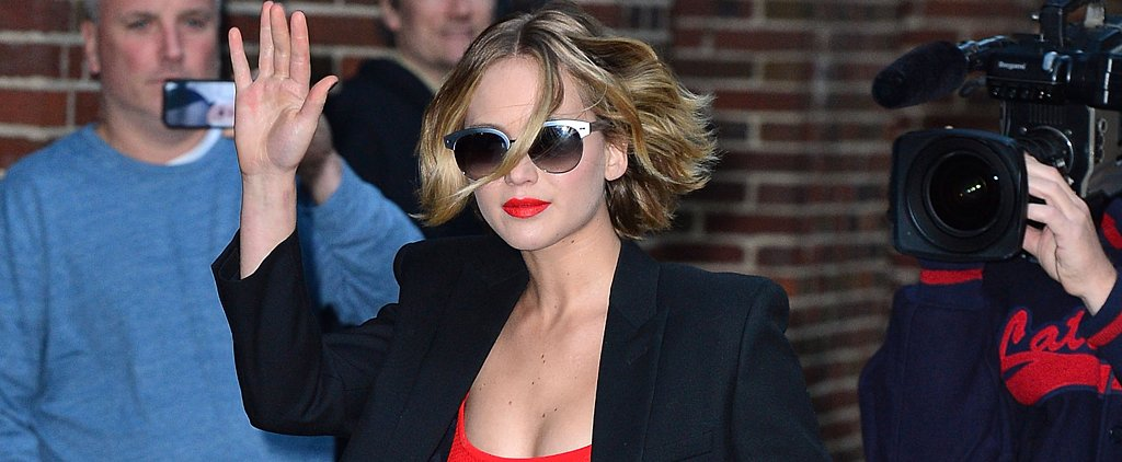 16 Times Jennifer Lawrence Wowed Us This Year
