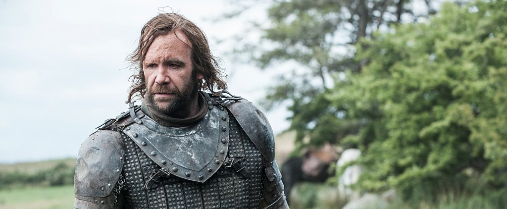The Hound's Audition For Game of Thrones Might Scare the Crap Out of You