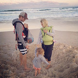 Elsa Pataky Family Pictures on Instagram