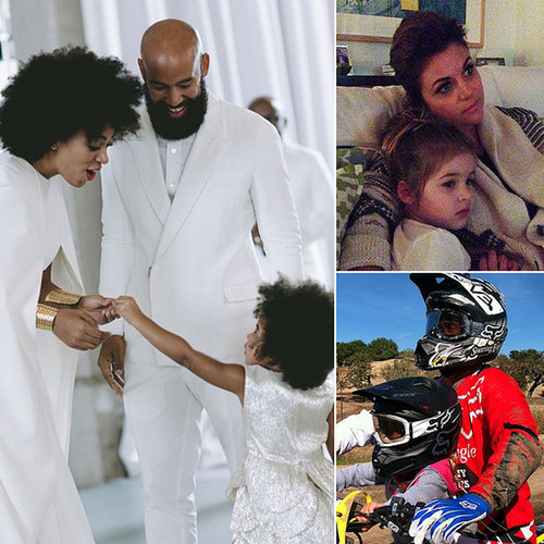Celebrity Family Pictures Week of Nov. 15-21, 2014