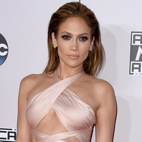 Jennifer Lopez at the American Music Awards 2014