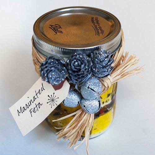 Gifts in Mason Jars