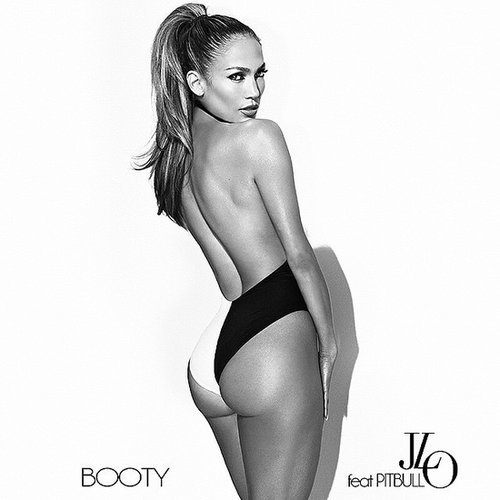 Jennifer Lopez Abs and Butt 2014
