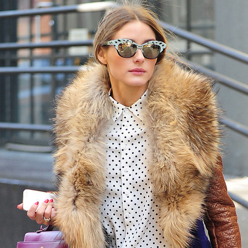 Olivia Palermo Best Style of 2014