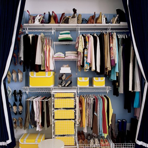 How to Organize Your Closet Without Spending Money