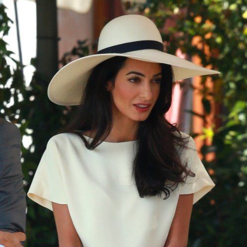 Amal Clooney Hair and Makeup