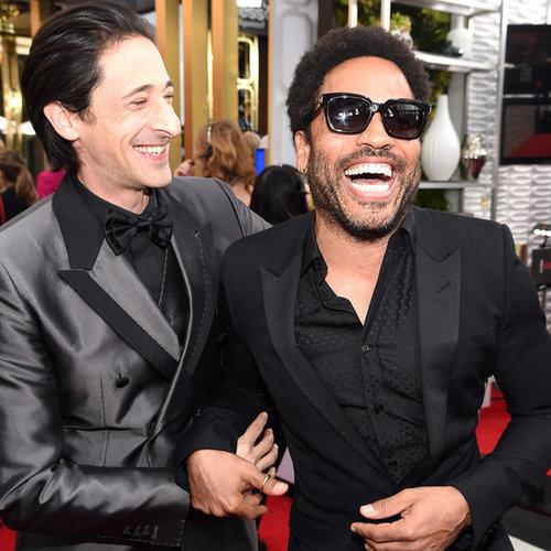 Celebrity Run-Ins at the SAG Awards 2015