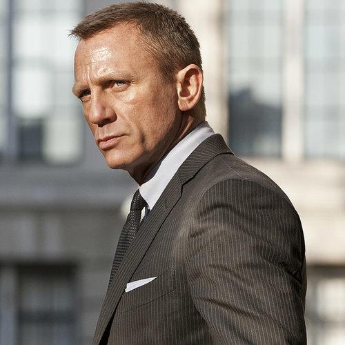 Daniel Craig as James Bond Pictures