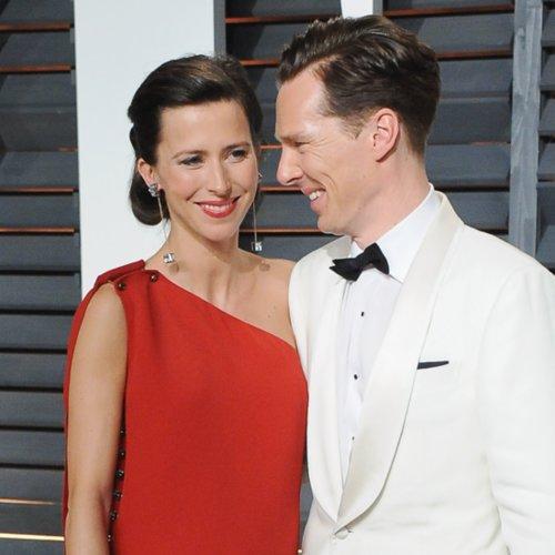 Benedict Cumberbatch and Sophie Hunter Honeymoon Pictures